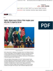 Delhi, Kabul Warn China- Pak Maybe Your Ally but It Exports Terror