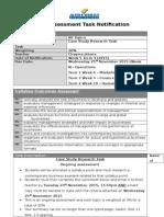 Task 1 Notification-Oergdfffffffffffffffperations