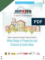 MASPEX Sabah 2015 Magazine