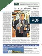 151111 La Verdad CG- Primera Lección de Periodismo, La Libertad p.16