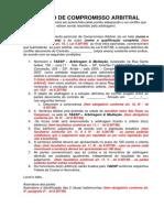 Compromisso Arbitral TAESP (2)