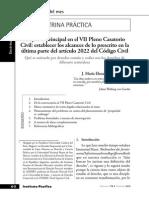 VII Pleno Casatorio -Guerra Cerron