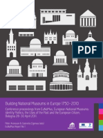 Building national museums in Europe 1750-2010