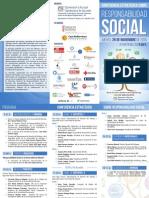 Conferencia Estratégica sobre Responsabilidad Social. Noviembre 2015