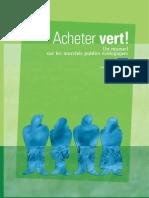 Buying Green Handbook Fr