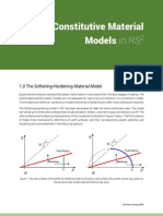 Constitutive Models (1)