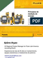 Apresentacao Fluke 2013 10 Identificar e Quantificar o Desperdicio de Energia PT