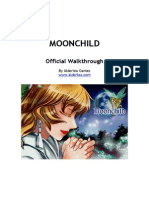 Moonchild Official Walkthrough