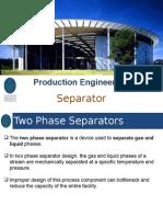 Chapter 4(b) - Separator Types