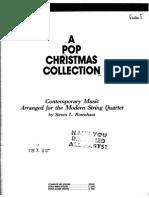 A Pop Christmas Violin 1