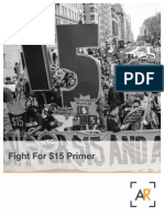 Fight For $15 Primer