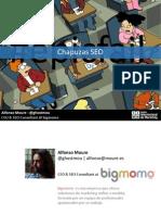Masterclass IIMN - Chapuzas SEO - por Alfonso Moure