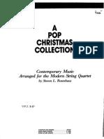 A Pop Christmas Cello