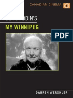 Darren Wershler - Guy Maddin's My Winnipeg (Canadian Cinema)