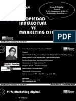 Masterclass IIMN - Propiedad Intelectual vs Marketing Digital - por Juan M. Pulpillo