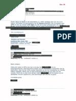 Brief ambtenaar over prijs van de poeders