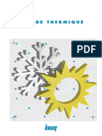 Knauf Guide Thermique