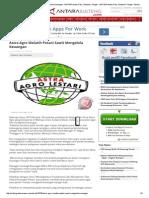 ARTIKEL Astra Agro Melatih Petani Sawit Mengelola Keuangan - ANTARA News Palu, Sulawesi Tengah - ANTARA News Palu, Sulawesi Tengah - Berita Terkini Sulawesi Tengah