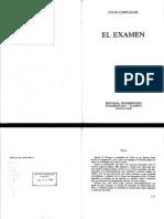 Julio Cortázar - El Examen