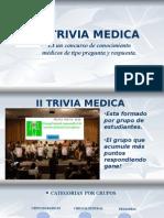 Acerca de II Trivia Medica 2015