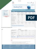 BSNL Flexi Combo Plans
