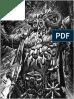 Warhammer Fantasy-40K Artbook