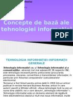 Concepte de Baza Ale Tehnologiei Informatiei - Neagoe Ionela Denisa