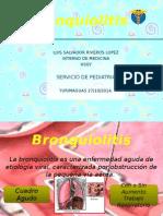 Bronquiolitis Salvador