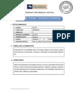 Silabo Actividades1 2015 III