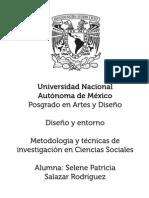 Metodologia Ciencias Sociales