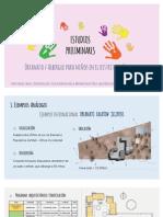 Estudios Preliminares Orfanato