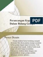 Presentasi Teknik Gempa
