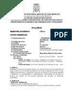 2015-1 Conservacion de Rec. Naturales Prof. Mauro Mariano Plan 2003