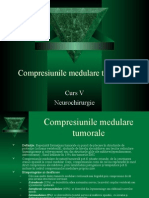 Curs 5 Compresiunile Medulare Tumorale