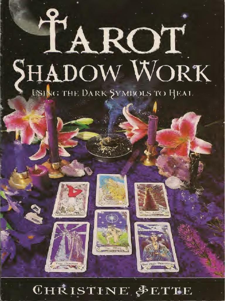 Christine Jette Tarot Shadow Work