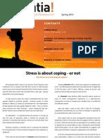 Potentia Newsletter Spring 2010