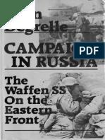 Degrelle Leon - Campaign in Russia