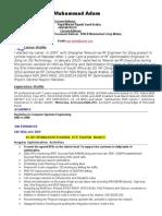 M.adam RF 2g_3g Planning and Optimization Engineer.