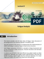 Fatigue Analysis in Ansys 14.5