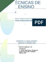 Debate e DiscussÆo PDF