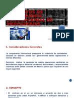 Contratos de Compraventa Internacional de Mercaderías