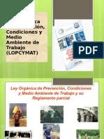 Diapositivas Lopcymat