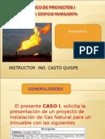 Diapositivas de como exponer una instalacion a gas