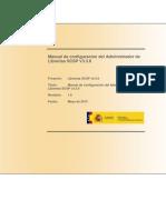 Manual de Configuracion Del Administrador SCSP v3.3.0 J2EE