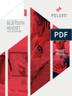 polsen hca-10mb manual
