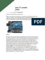Arduino Motor