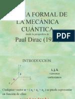 Mecánica de Dirac