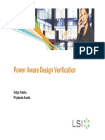 4.6_LSI_Power Aware Design Verification