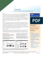 Canto Cumulus - ETH Zürich Case study