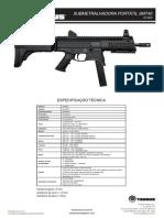 Especificações SMT .40
